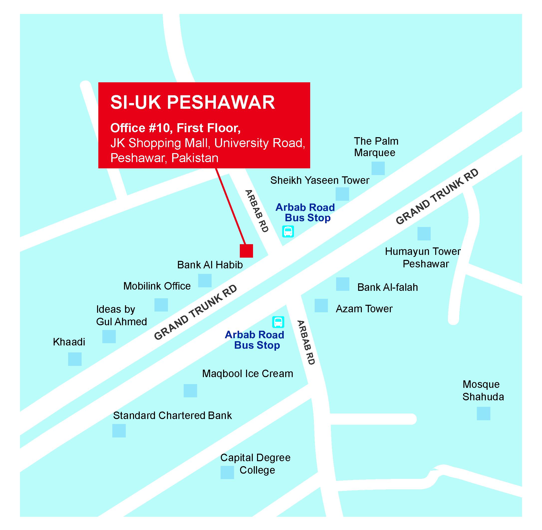 SI-UK Peshawar