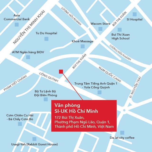 SI-UK Ho Chi Minh