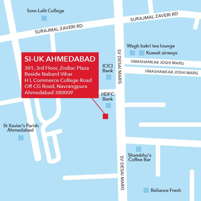 SI-UK Ahmedabad